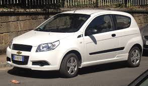 Chevrolet Aveo - Wikiwand