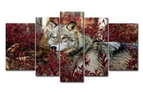Small Picture Popular Wolf Art Paintings Buy Cheap Wolf Art Paintings lots from