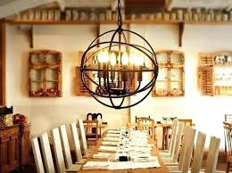 full size of round rustic candle chandelier hanging lighting dining lights unique room light fixtures home