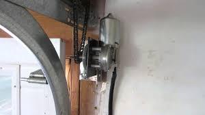 watch garage door opener side mount awesome garage door seal
