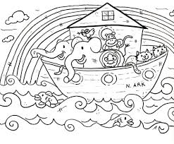 Free Bible Creation Coloring Pages Printables Throughout Preschool
