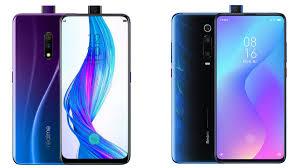 Smartphone Comparison Chart India Redmi K20 Vs Realme X Price In India Specifications