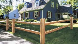 Split rail wood fence gate Build Lowes Install Split Rail Fence