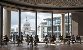Norman foster office Foster Partners Bloomberg London 6sqft First Look At Bloombergs New Hq By Foster Partners 20171026