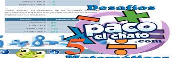 Gracias por visitar el sitio libros favorito 2019. Libros De 4 Grado Paco El Chato Matematicas Desafio 43 Cuarto Grado Cual Es Mas Util Desafios Matematicos Catalogo De Libros De Educacion Basica Kesenian Indonesia