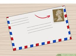 aid v4 728px Mail a Letter Step 5