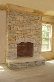 this fireplace has buechel stone s fond du lac cambrian blend with custom fond du lac material