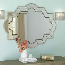 Wall mirrors Design Rodger Wall Mirror Wayfair Willa Arlo Interiors Rodger Wall Mirror Wayfair