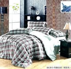 cool plaid queen duvet cover red plaid comforter queen brown plaid comforter red plaid duvet covers