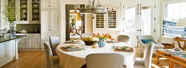 <b>Скатерть</b> на стол для кухни: 80 потрясающих идей для вашего ...