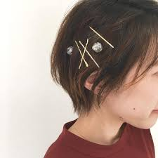 卒業式の髪型ショート編中学生高校生でもできる編み込み方法