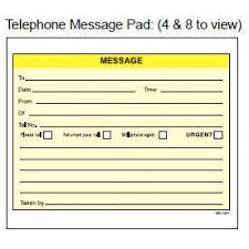 telephone message book rbe telephone message book 8 to view ncr rbe