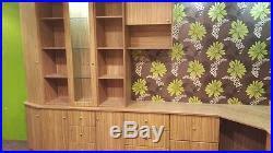 ex display built in study furniture desk storage cupboards drawers rrp 2500 built in study furniture