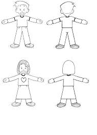 Flat Stanley Printable Flat Stanley Coloring Page Free Pages Smilingpavaki In