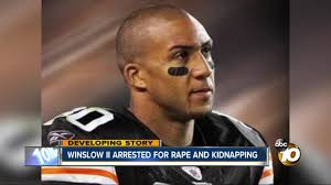 winslow ii arrested for and kidnapping