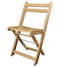 wooden folding chairs.  Wooden Naturalfinishbeechwoodfoldingchairgardenchair To Wooden Folding Chairs O