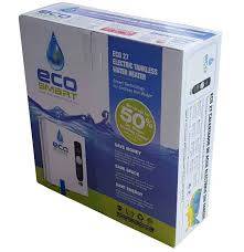 ecosmart whole house 27kw 220 240v tankless hot water system on ecosmart eco 27 27kw electric tankless water heater
