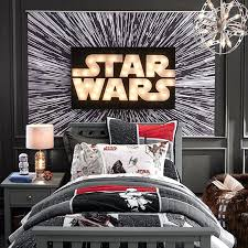Star Wars Toddler Bed Rooms Droid Star Wars Toddler Bed Set ...