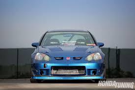 2002 Acura RSX TypeS  Honda Tuning MagazineBackyard Special Bumper