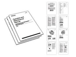 operation and maintenance manuals perkins engines omms contain all the basic information you need