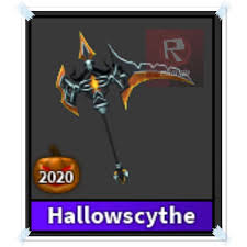Getting hallow scythe is not free, you need 80,000 candies, which means 1600 worth of games with full candies. Jual Hallowscythe Mm2 Murder Mystery 2 Roblox Kab Indramayu Gift Roblox Item Tokopedia
