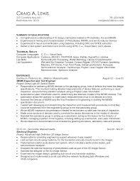 Ideas Collection Resume Career Profile Bizdoska Cover Letter