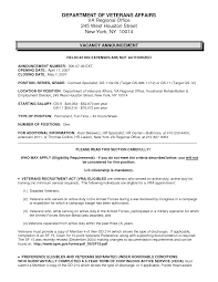 veteran resume samples co veteran resume samples