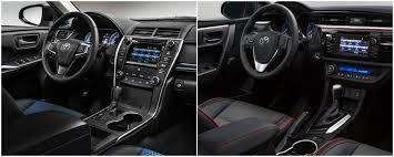 toyota camry 2016 special edition.  Edition How Much Will The 2016 Toyota Camry And Corolla Special Editions Cost   Edition Interior Accents Intended R