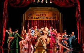 strictly ballroom a dream half realised the saturday paper