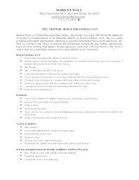 Probation And Parole Officer Sample Resume Podarki Co
