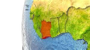 أين يقع ساحل العاج - ساحل العاج - موقع ساحل العاج - طب 21