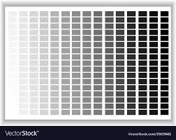 Grey Colors Palette Color Shade Chart