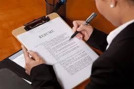 Resume Preparation Preparation Of Resume Ppt Krida 7