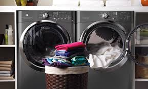 Gas Washers And Dryers Amazoncom Electrolux Laundry Bundle Electrolux Eifls60lt