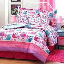owl bedding set twin bed sets for girls target on perfect with baby girl home improvement owl bedding set twin target