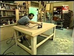 new yankee workshop projects. norm abram from new yankee workshop shows you how to build a simple assembly table with projects k