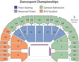 Byu Seating Chart Marriott Center Byu Tickets
