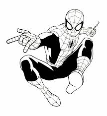 72 spiderman pictures to print and color. Spiderman Coloring Book Pdf The Future