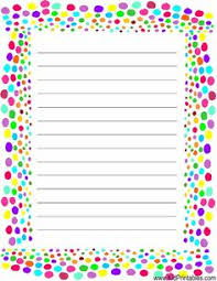 printable star stationery and writing paper multiple versions  kid printables brings online fun to kids including coloring pages games puzzles bookmarks and
