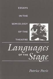 languages of the stage essays in the semiology of the theatre by  1674308