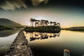 Myles Lambert Derryclare, Co. Galway -May | Top Oil