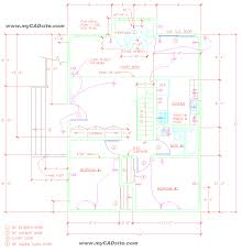 Floor Plan Symbols Pdf Lovely Learn to Draw In Autocad Accurate with