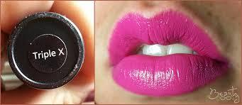 medusa s makeup lipstick swatches triple x