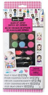 fashion angels make up artist sketch set express