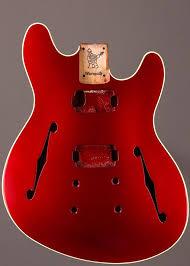 Warmoth Color Chart Warmoth Carved Top Mooncaster Guitar Body Candy Red In 2019
