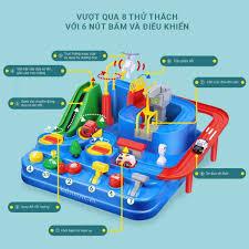 Bộ đồ chơi mê cung kì diệu cho bé 2-3-4-5 tuổi FriendGO – Kidsmove ...