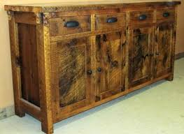 rustic dining room sideboard. Rustic Buffet Table Dining Room Credenza Espresso Sideboard Teal