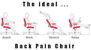 back pain chairs. Ideal Back Pain Chair Chairs