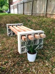 concrete block furniture ideas. Cinder Block Patio Ideas Furniture Concrete On Bench Re Purpos N