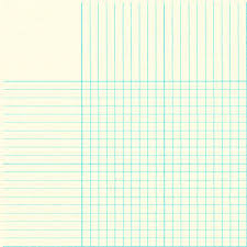 Artisinal Graph Paper Blue 10 Squares Inch